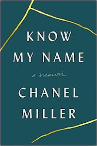 Know my Name, by Chanel Miller
