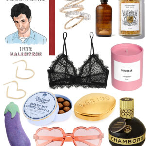Valentine's Gifts That Aren't Lame.
