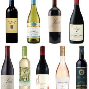 Nine of My Favorite Wines.