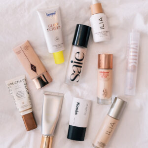 A Giant Guide to Highlighters + Skin Tints.