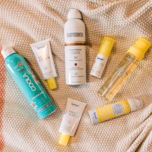The 7 Best SPF Products, According to Me.