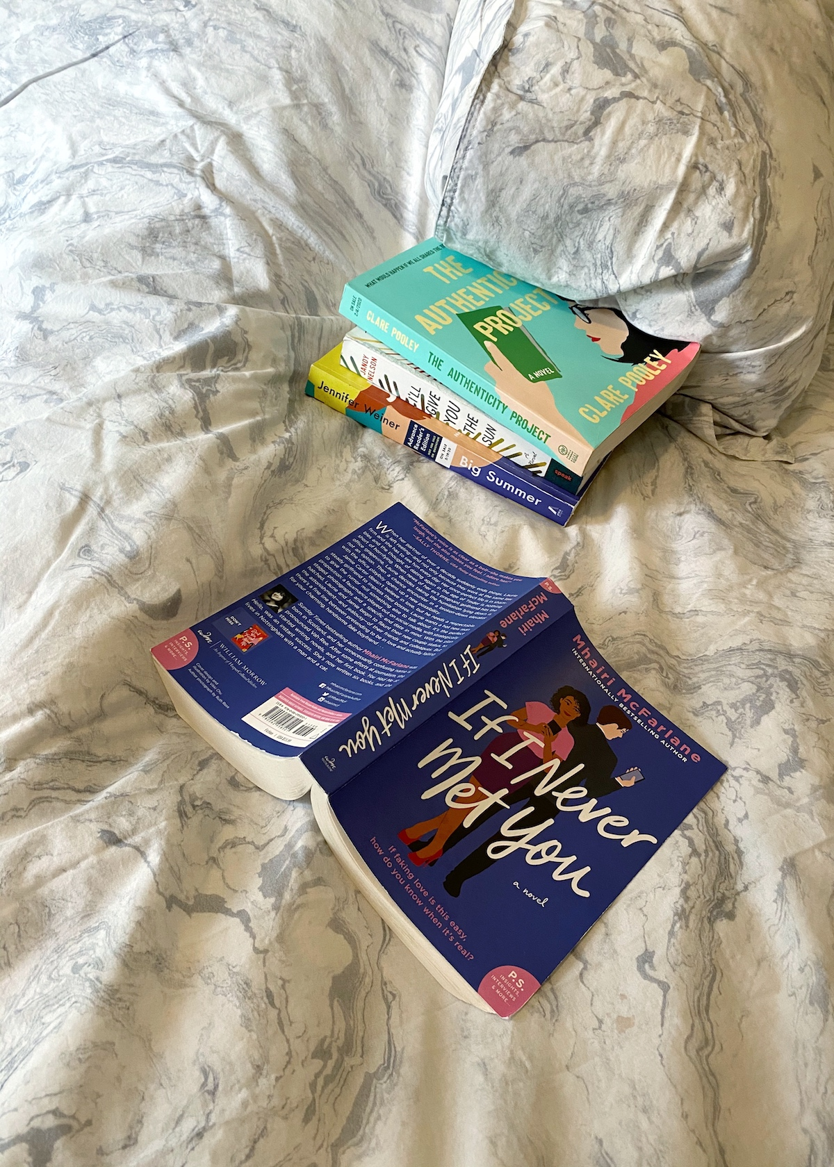 Everything I Read in March 2020