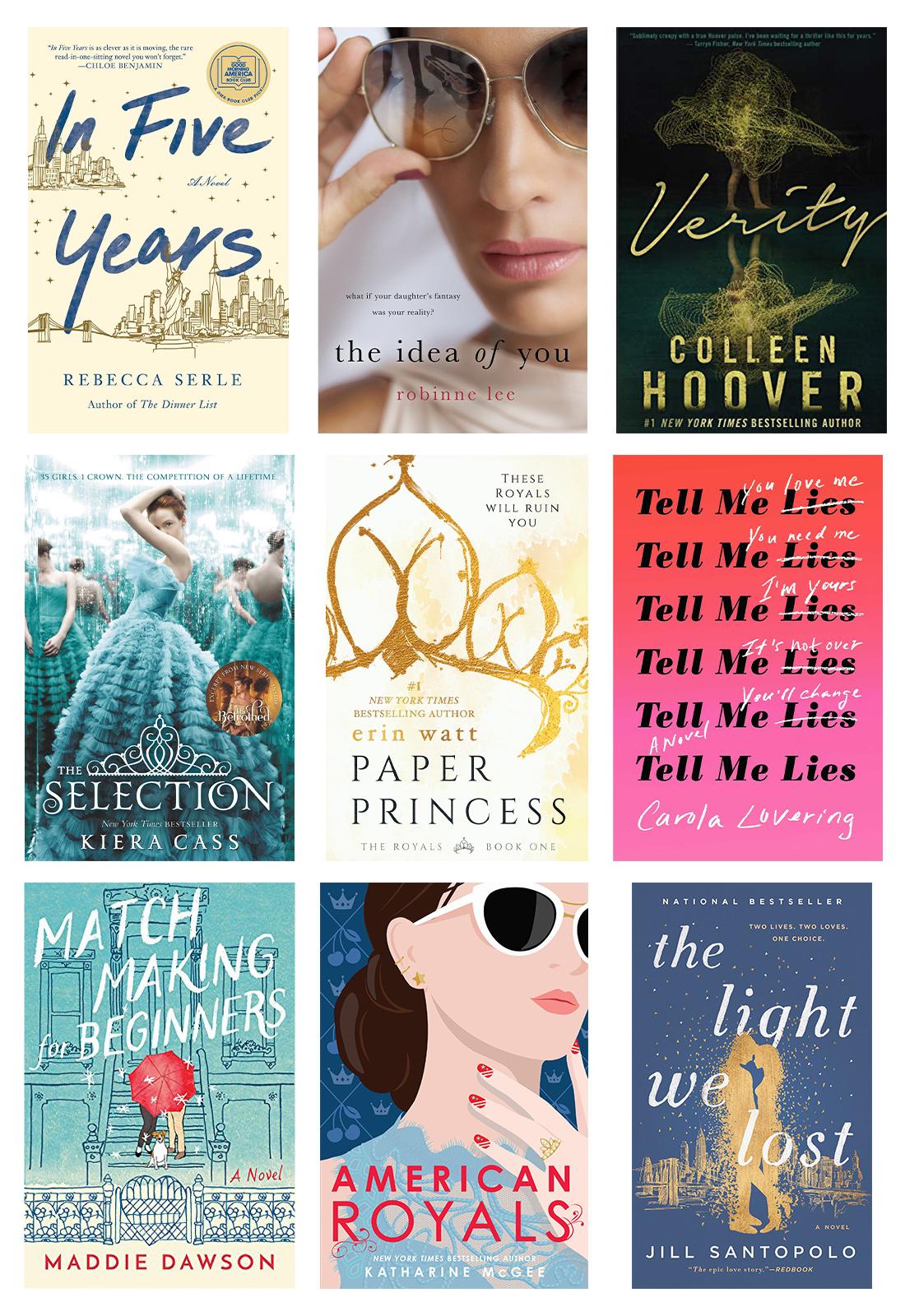 My Nine Favorite Quarantine Books/Reads