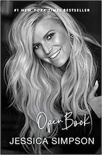 Open Book, by Jessica Simpson