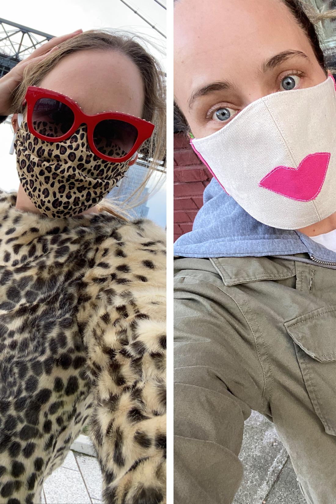 Cute (Non-Medical) Face Masks