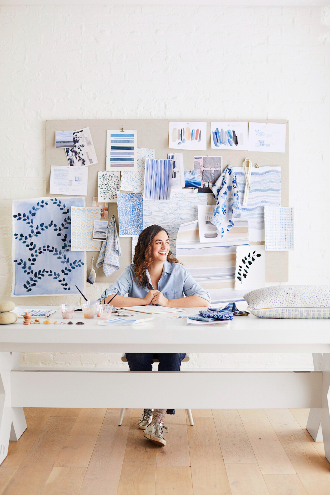 Rebecca Atwood x Pottery Barn