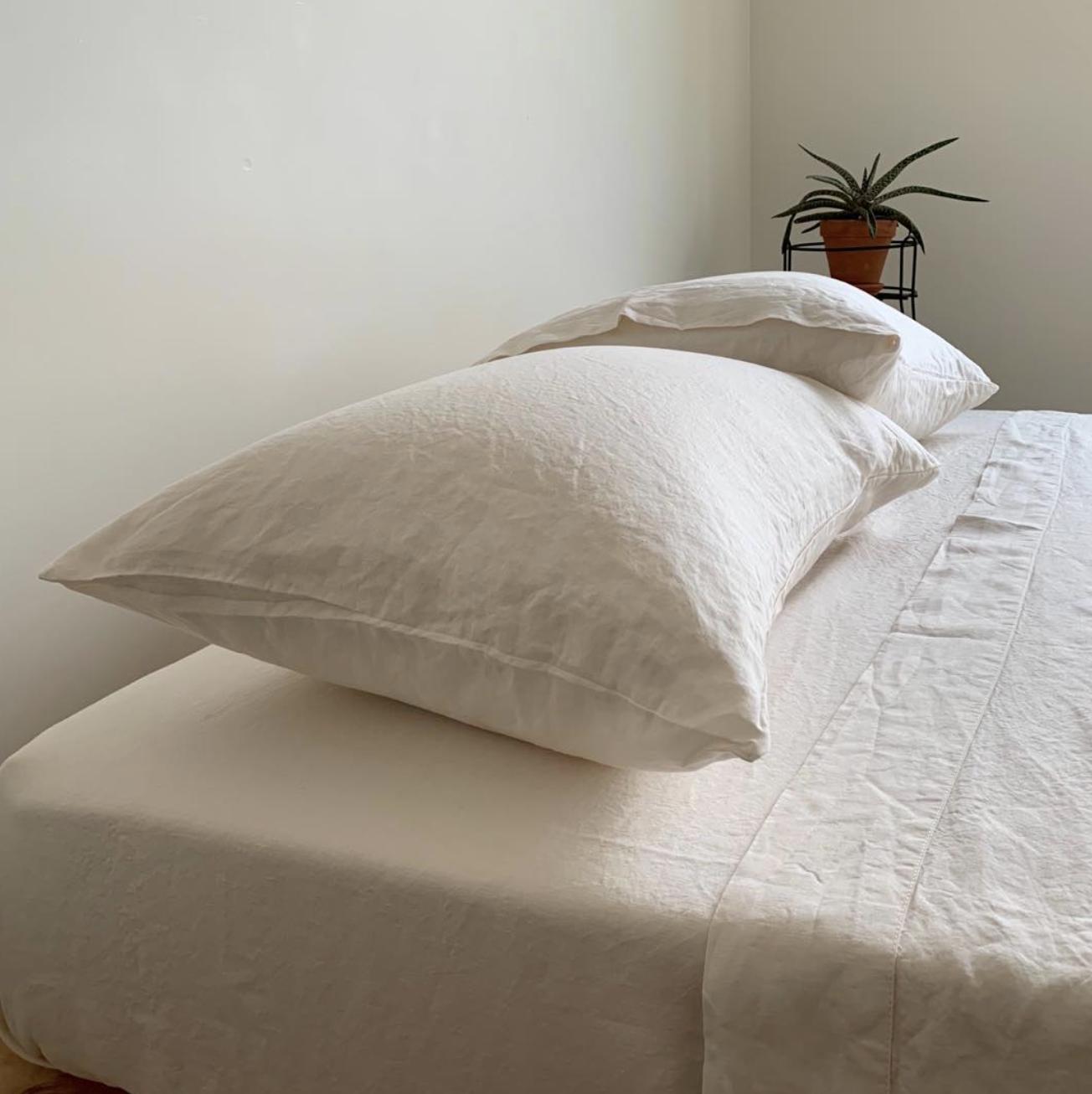 linoto linen bedding