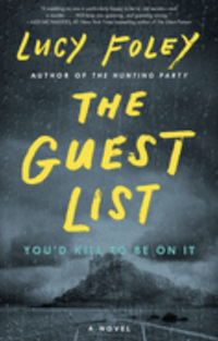 The Guest List, by Lucy Foley