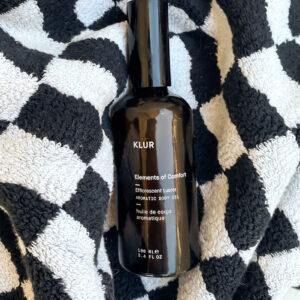 Klur Body Oil Review.