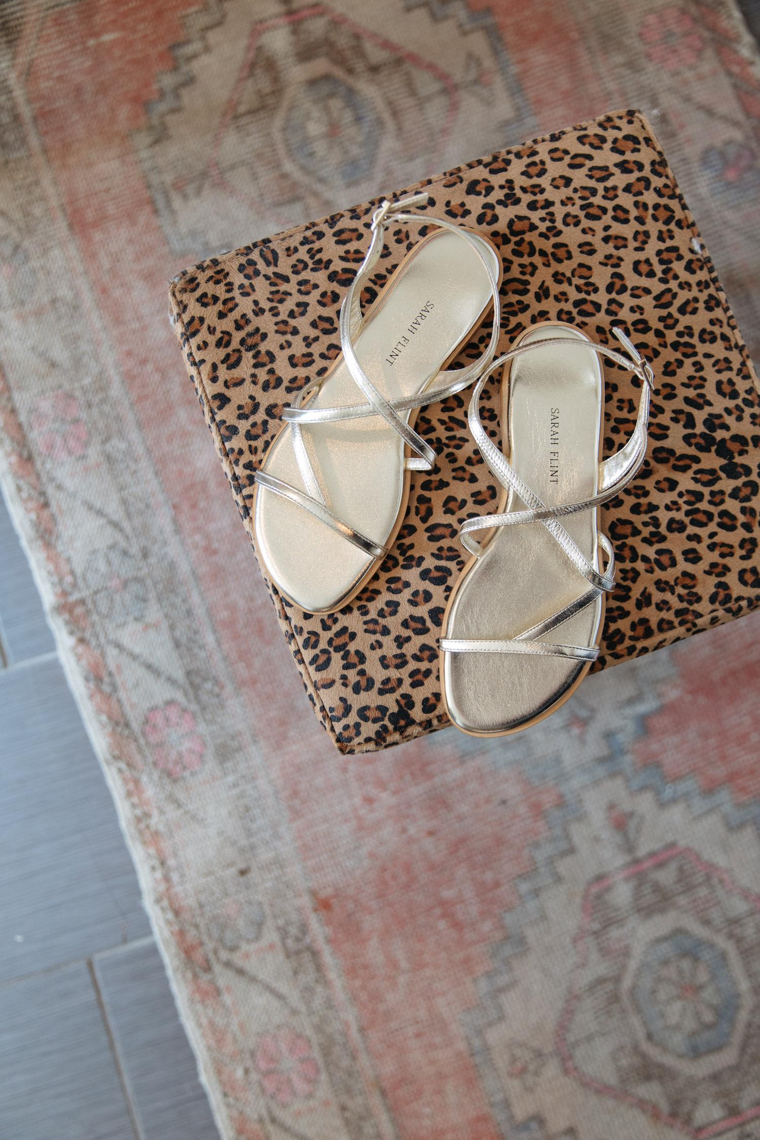 Sarah Flint Joy Sandals