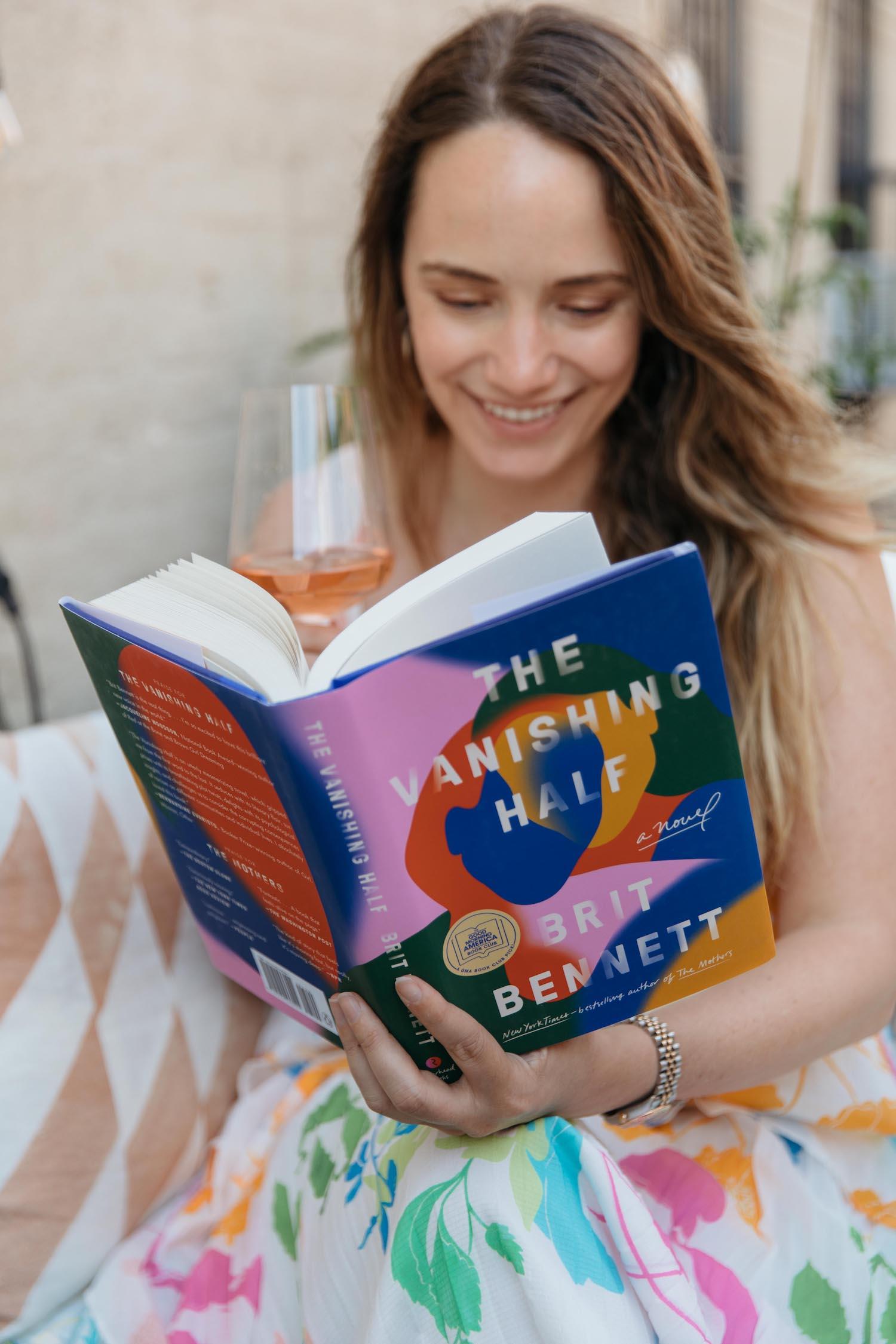 The Vanishing Half book