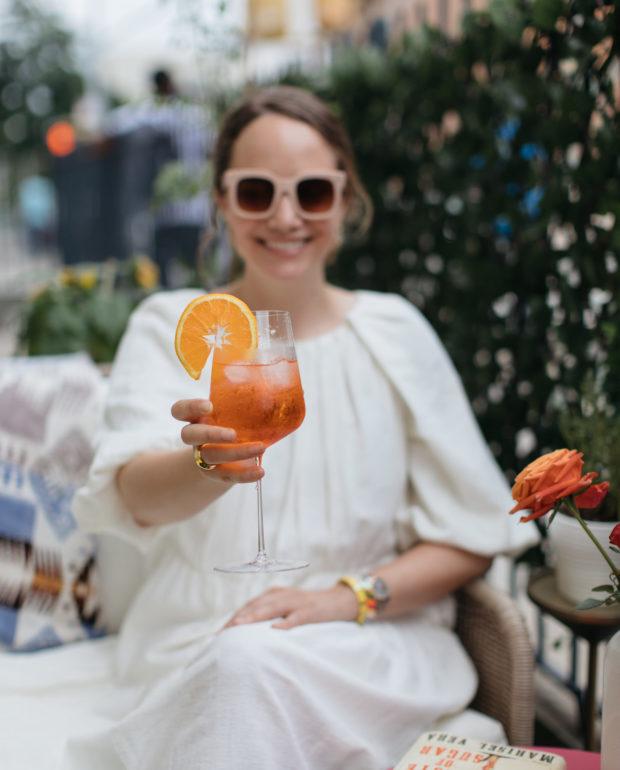 Summer Spritzer Cocktail Recipes