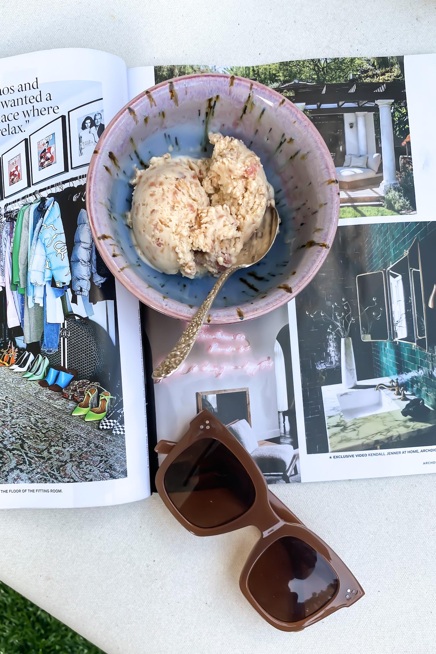 My Easy DIY Ice Cream Recipe custard base