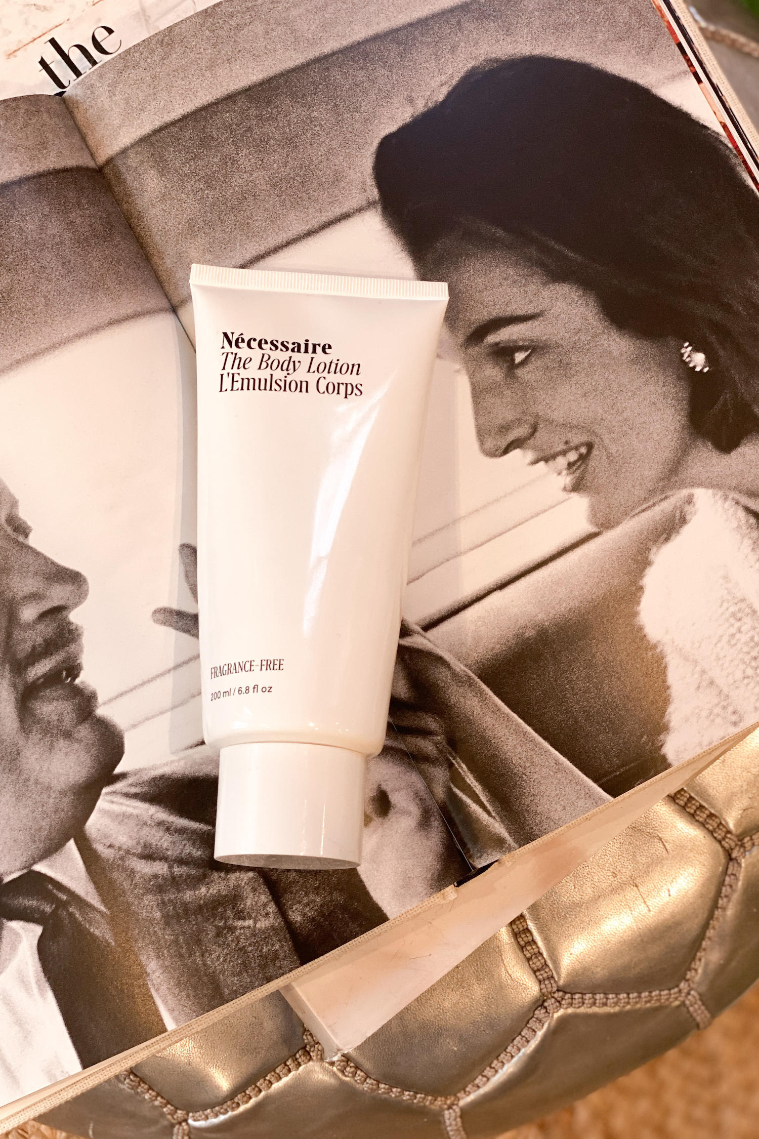 Necessaire Body Lotion Review