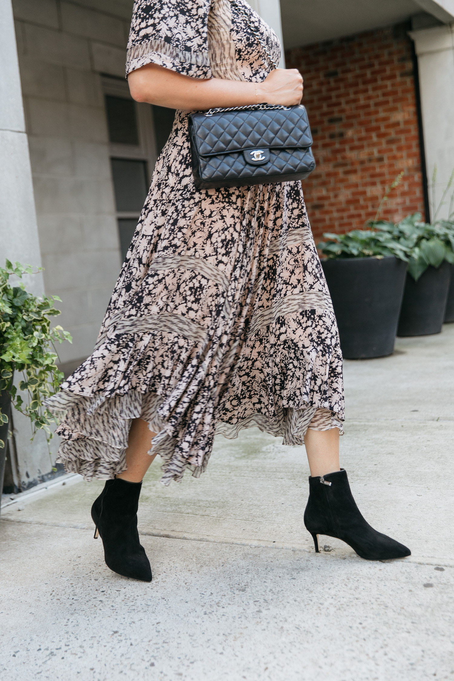 The Perfect Dress Booties