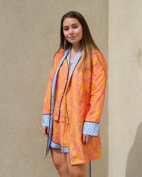 Tanya Taylor's Summer Pajamas