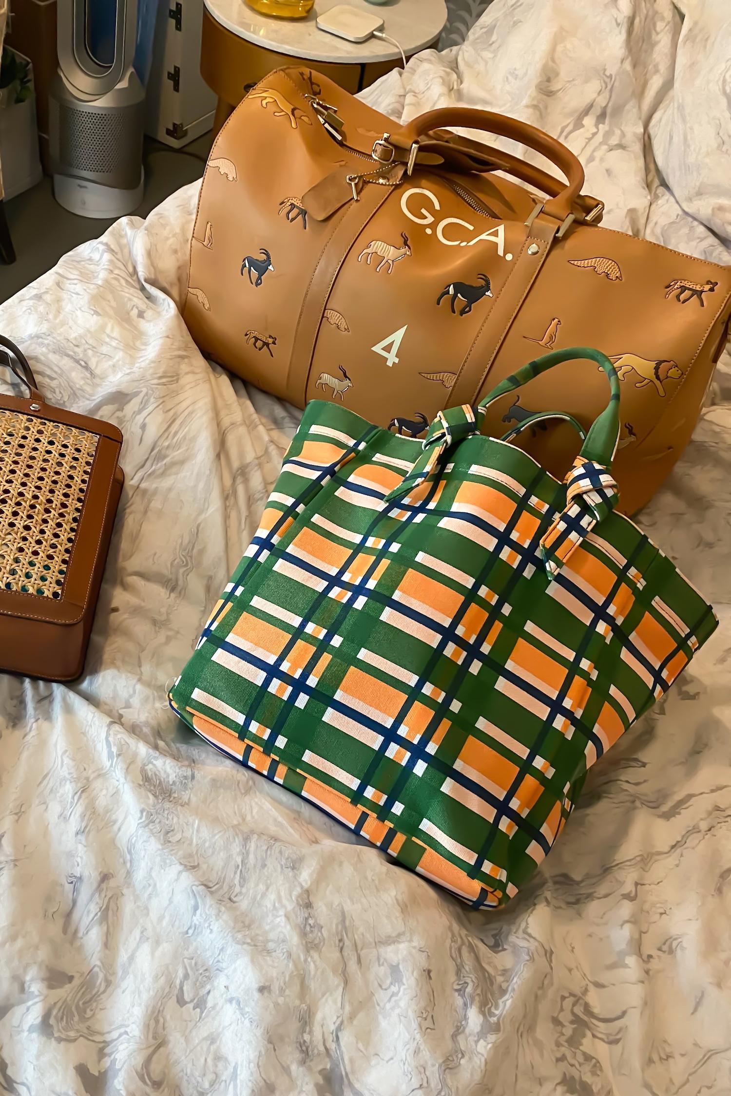 Weekend Luggage