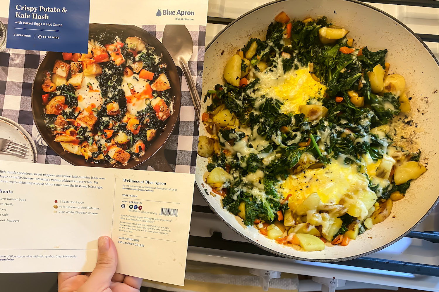 Why I Love Blue Apron