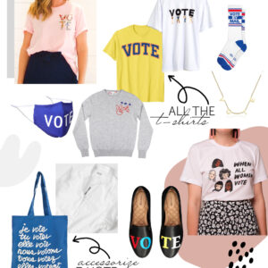The Best Vote Merch.