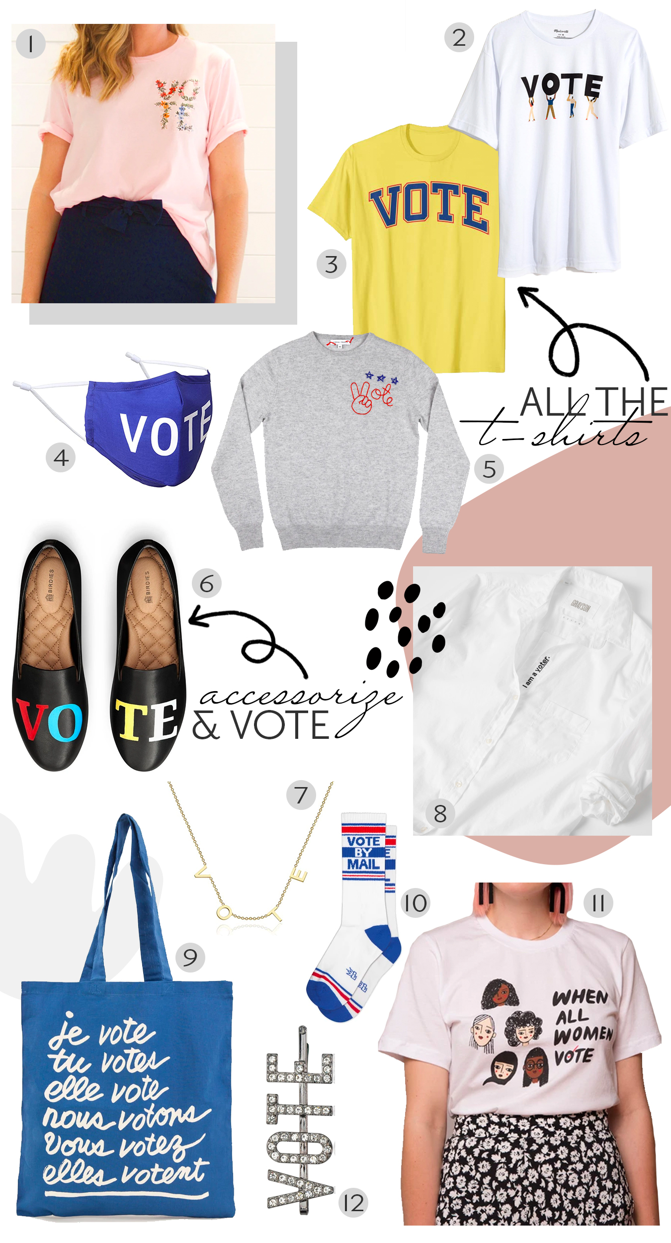 The Best Vote Merch