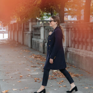 Classic Fall Style with Margaux.