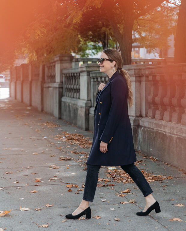 Classic Fall Style with Margaux