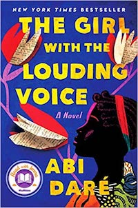 The Girl With The Louding Voice, by Abi Daré