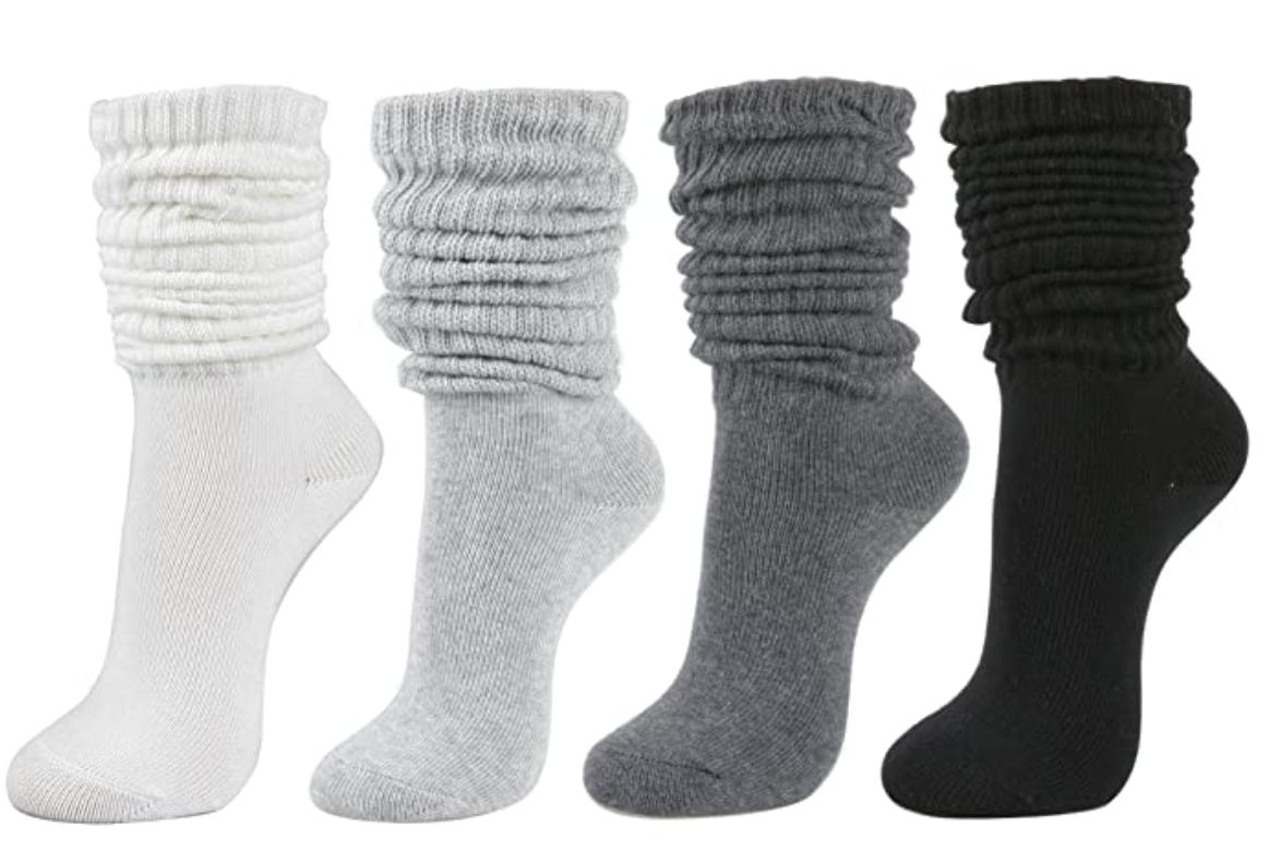 Slouchy Socks