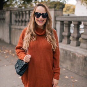 My Favorite Sweater Dresses.