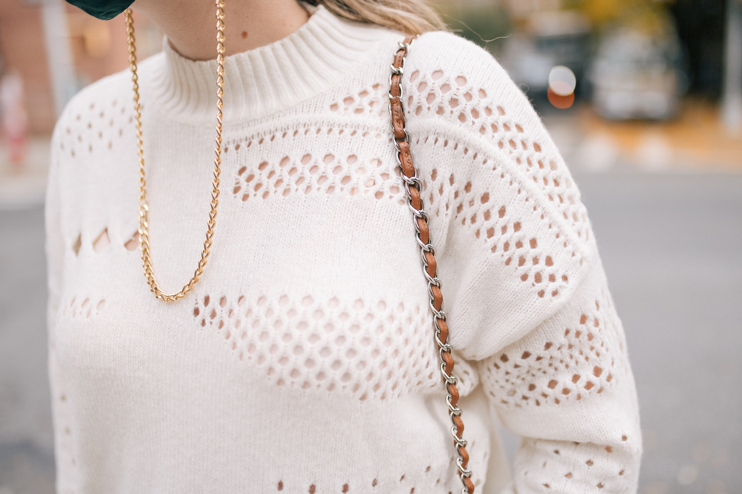 Sweater Weather with Autumn Cashmere
