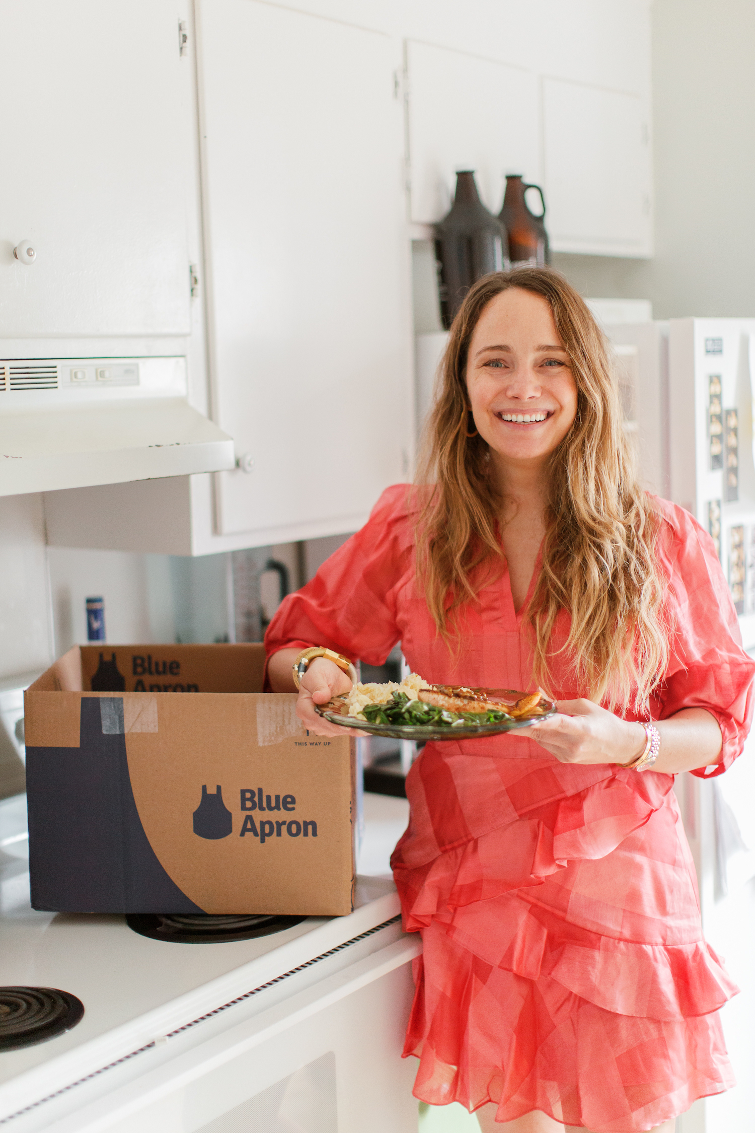 American ingredient-and-recipe meal kit service
