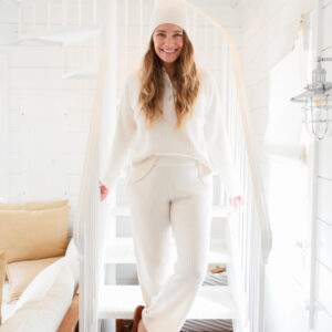 Cozy Season with Club Monaco.