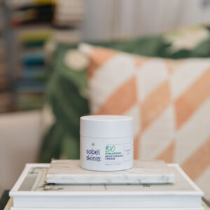 Sobel Skin RX Bio Hyaluronic Moisturizing Cream Review.