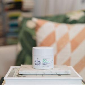 Sobel Skin RX Bio Hyaluronic Moisturizing Cream Review.