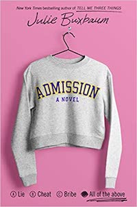 Admission, by Julie Buxbaum