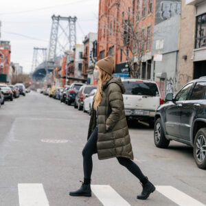 Bundling Up + Staying Active!