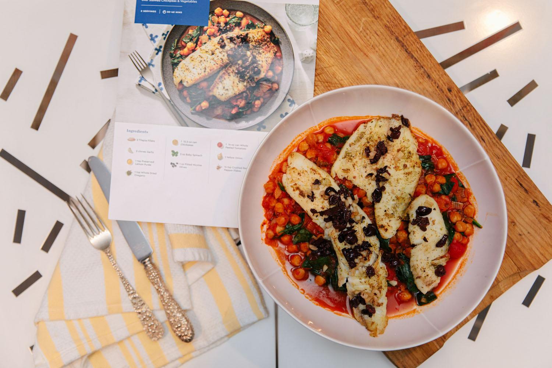 Blue Apron | A Healthier Mindset: Eat More Greens