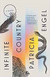 Infinite Country by Patricia Engel (out 3/2) | Everything I Read in January 2021