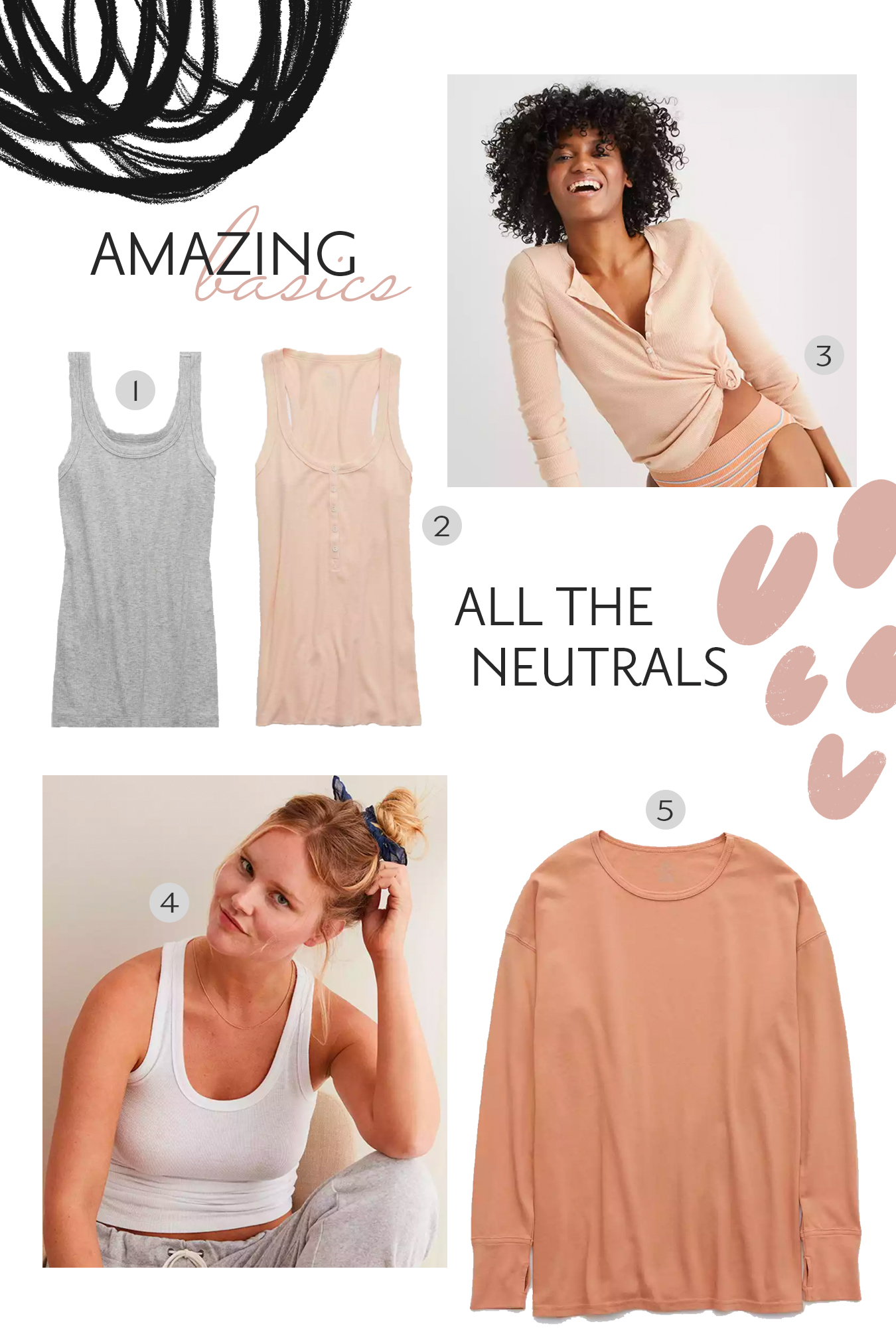 My New Spot for Cozy Favs | Aerie