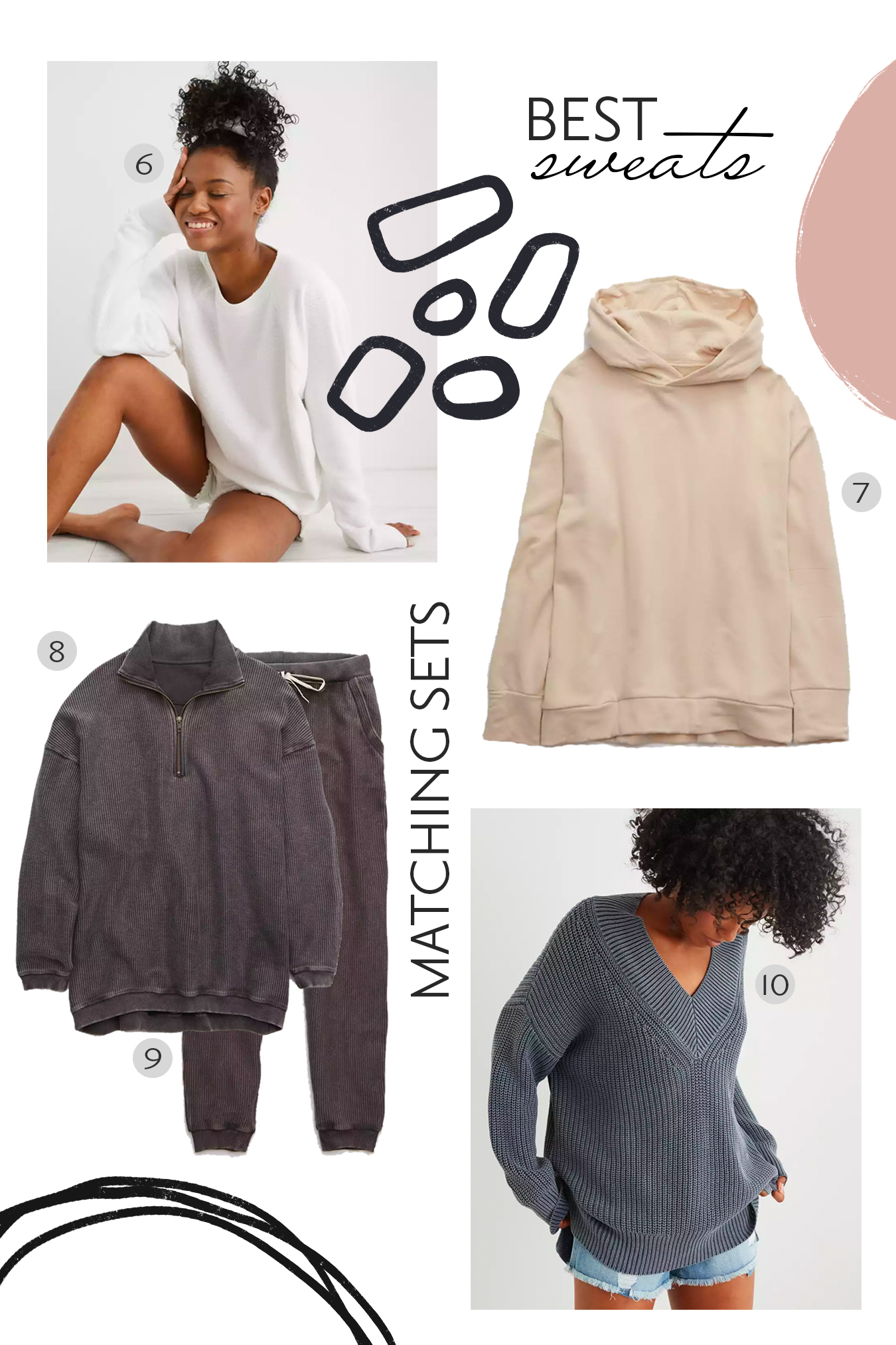 My New Spot for Cozy Favs | Aerie sweats