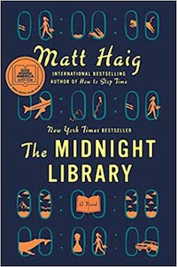 The Midnight Library, by Matt Haig | Everything I Read in January 2021