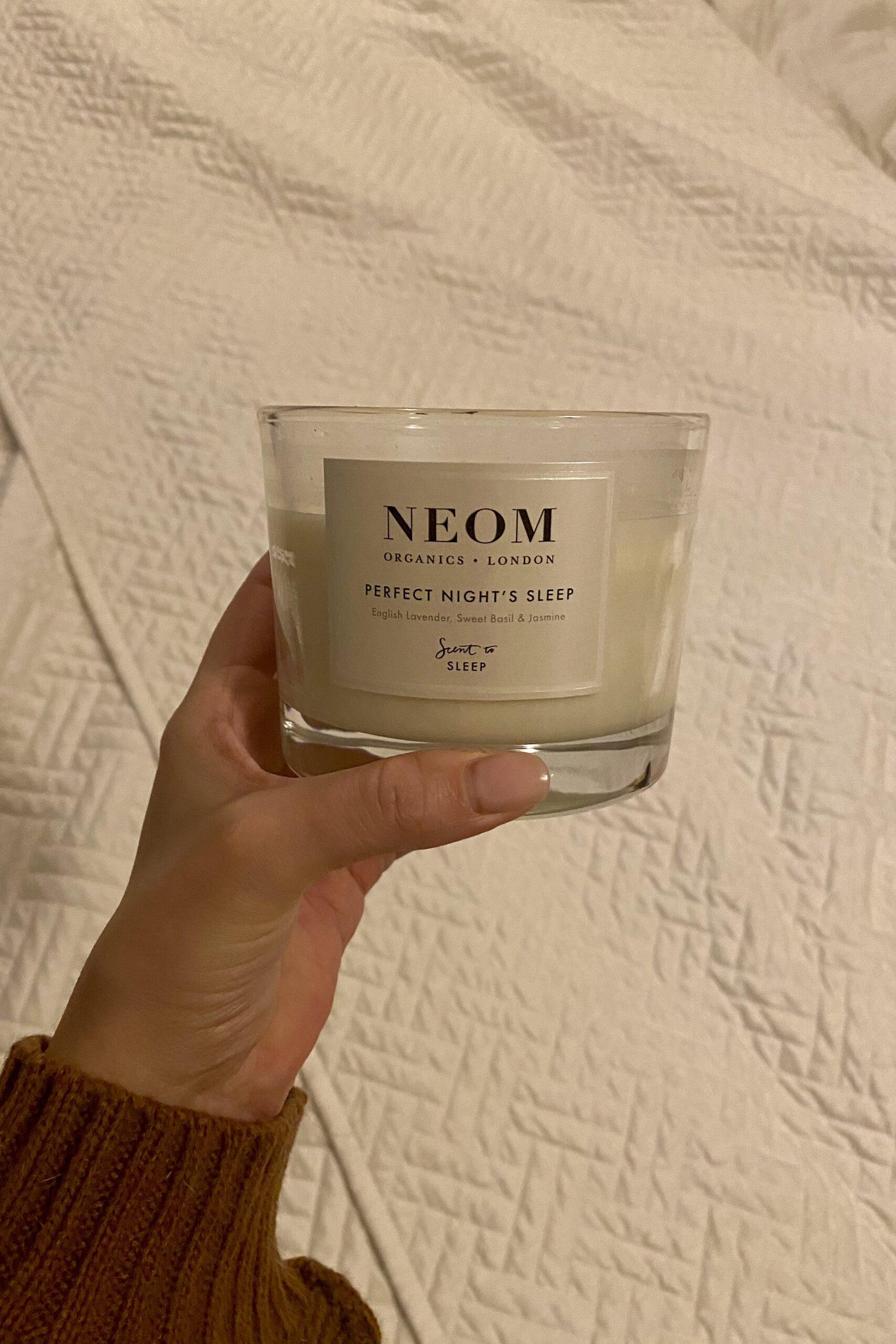 Perfect Night's Sleep Candle
