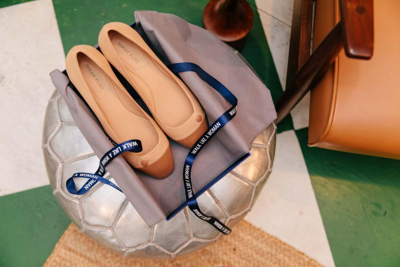 A New Fav Pair of Flats | Sarah Flint Ballet Flats