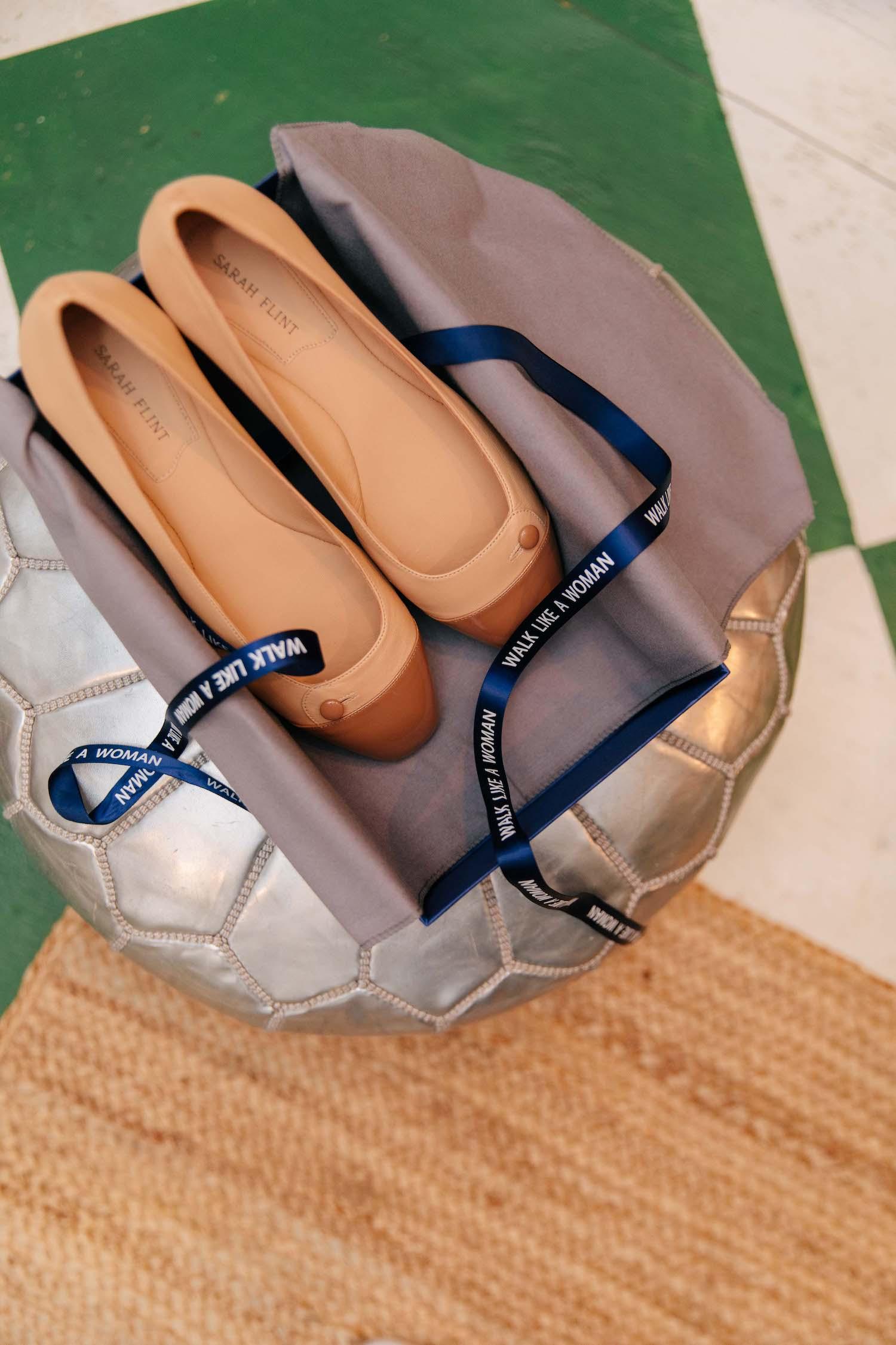 Sarah Flint flat shoes review