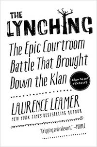 The Lynching, by Laurence Leamer | Everything I Read in January 2021