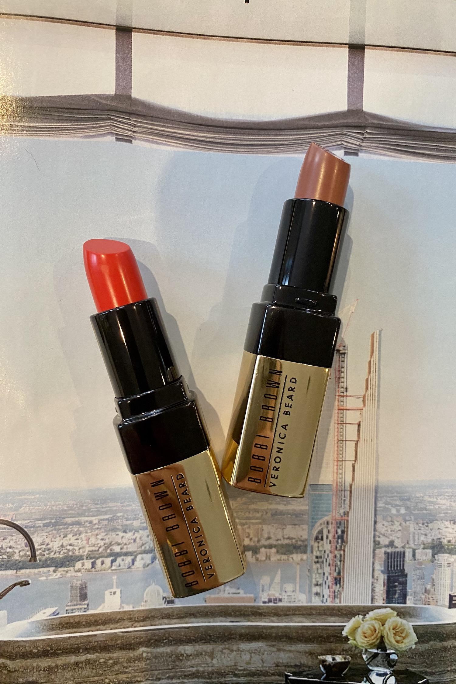 Veronica Beard x Bobbi Brown lipsticks