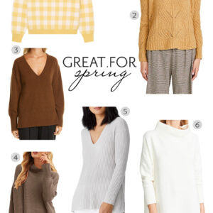 The Best Cozy Sweaters.