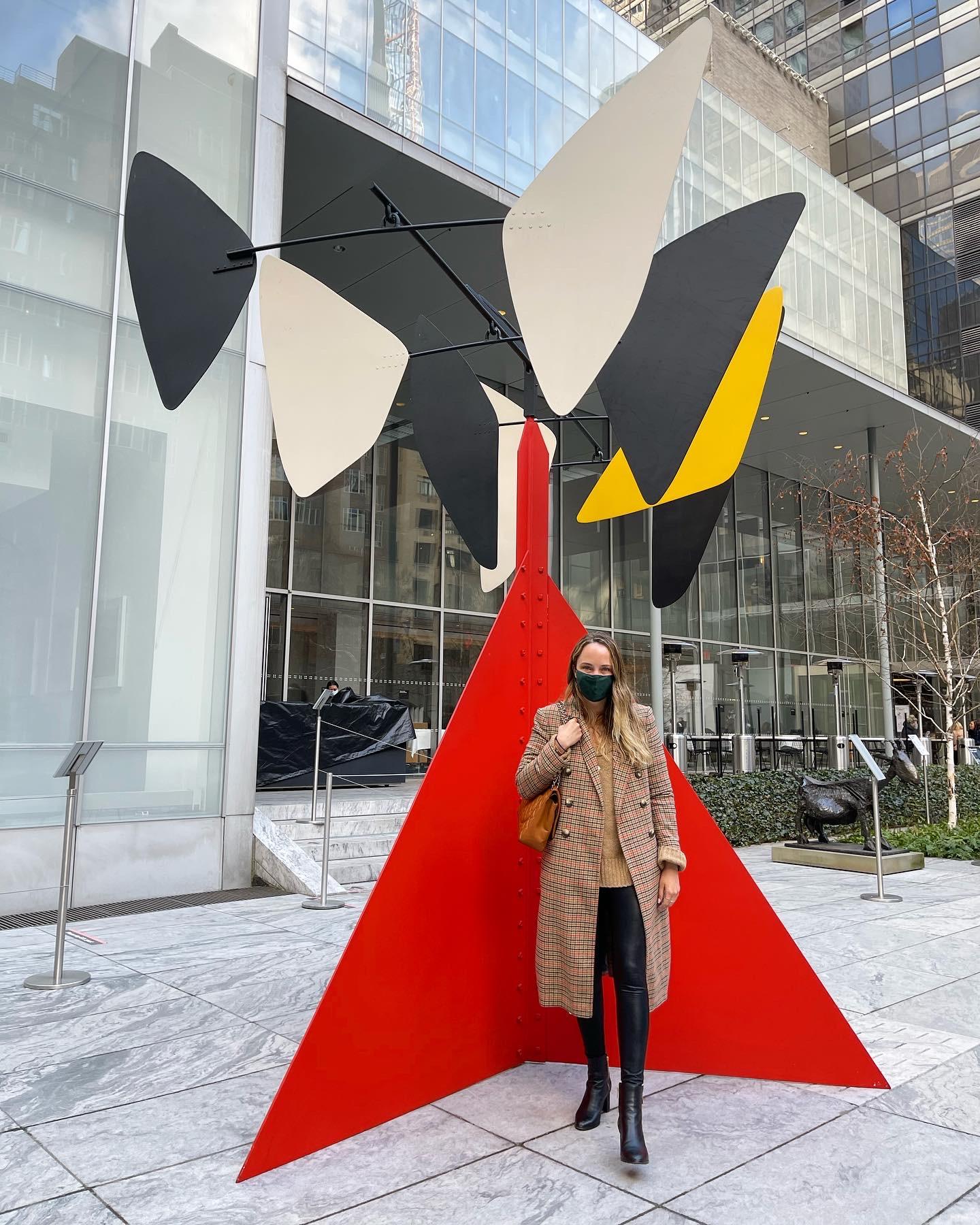 Calder at the MOMA