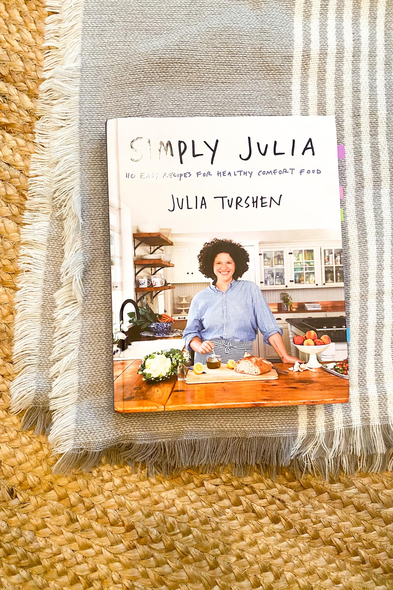 Simply Julia, by Julia Turshen