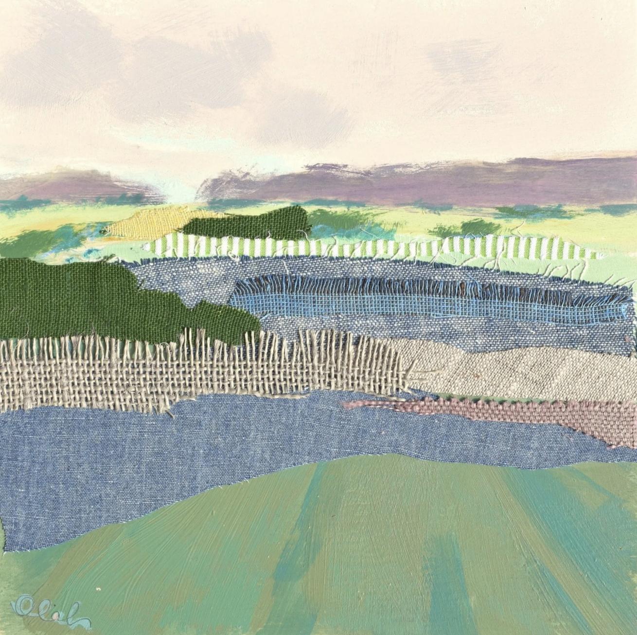 Karin Olah paintings